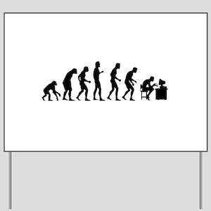 Evolution Yard Sign