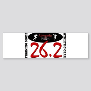 26.2 Training Mode Sticker (Bumper)