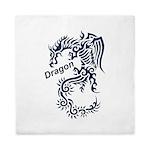 Tribal Dragon Queen Duvet