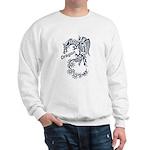 Tribal Dragon Sweatshirt