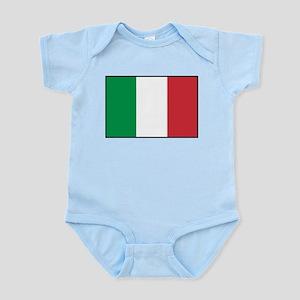 Italy - National Flag - Current Infant Bodysuit