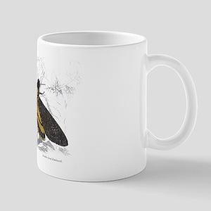 Deaths-head Hawkmoth Moth Mug