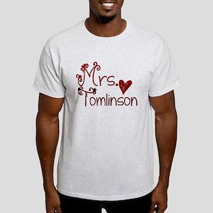 Mrs. Louis Tomlinson Light T-Shirt