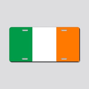 Ireland - National Flag - Current Aluminum License