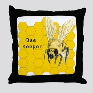 Honey Bee ~ Throw Pillow