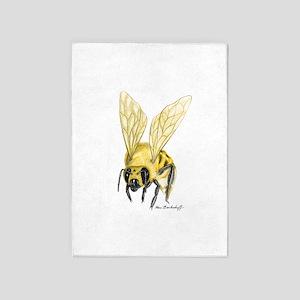 Honey Bee ~ 5'x7' Area Rug