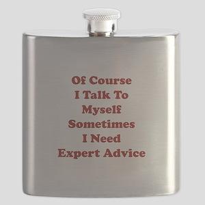 Sometimes I Need Expert Advice Flask