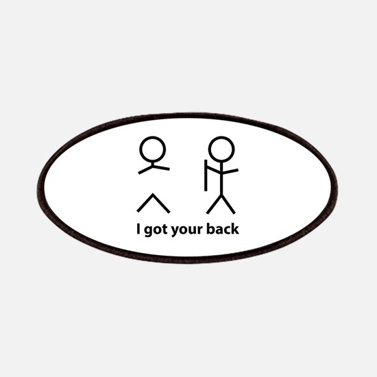I got your back Patches