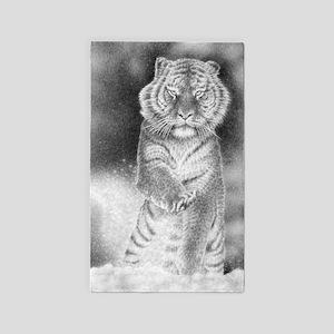 Siberian Tiger Area Rug