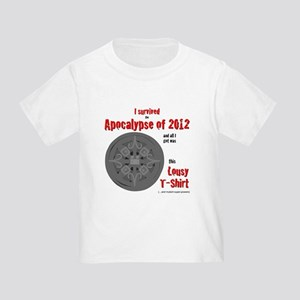 Apocalypse Survivors Shirt Toddler T-Shirt