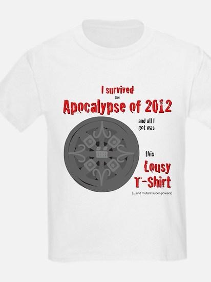 Apocalypse Survivors Shirt T-Shirt