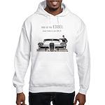 1958 Edsel Hooded Sweatshirt