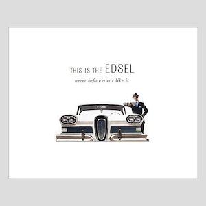 1958 Edsel Small Poster
