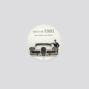 1958 Edsel Mini Button