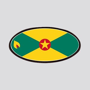 Grenada - National Flag - Current Patch