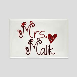 Mrs. Zayn Malik Rectangle Magnet