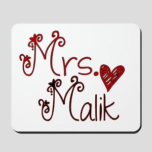 Mrs. Zayn Malik Mousepad