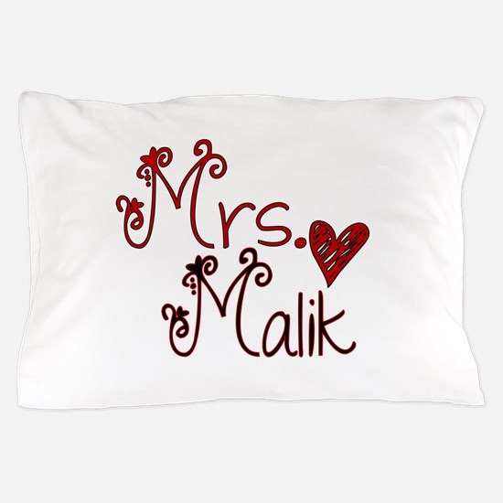 Mrs. Zayn Malik Pillow Case