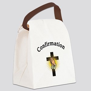 Confirmation Canvas Lunch Bag