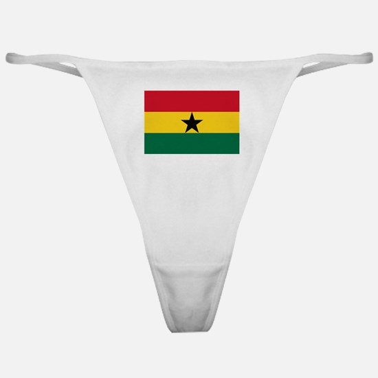 Ghana - National Flag - Current Classic Thong