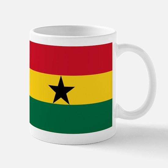 Ghana - National Flag - Current Mug