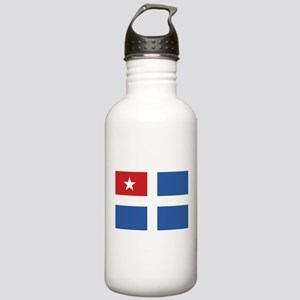 Flag of Crete Stainless Water Bottle 1.0L