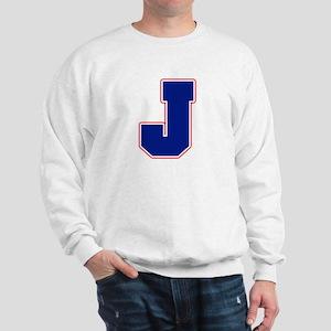 """""""Letter J"""" Sweatshirt"""