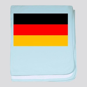 Germany - National Flag - Current baby blanket
