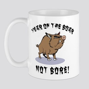 Year of The Boar Mug