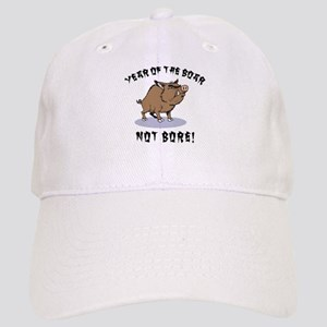 Year of The Boar Cap