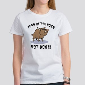 Year of The Boar Women's T-Shirt