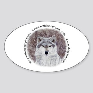 Timeless Wisdom Sticker (Oval)