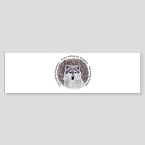 Timeless Wisdom Sticker (Bumper)