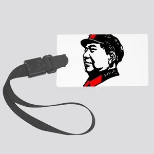 Mao Zedong Large Luggage Tag