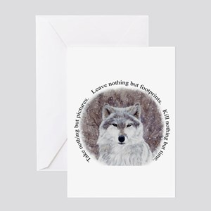 Timeless Wisdom: Greeting Card