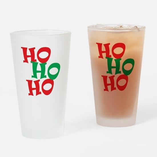 Ho Ho Ho - Santa Laugh - Merry Christmas Drinking
