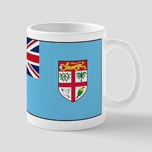 Fiji - National Flag - Current 11 oz Ceramic Mug