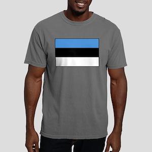 Estonia - National Flag - Current Mens Comfort Col