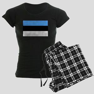 Estonia - National Flag - Current Women's Dark Paj
