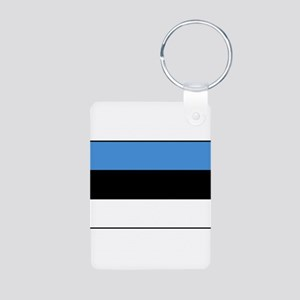 Estonia - National Flag - Current Aluminum Photo K