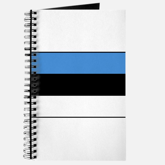 Estonia - National Flag - Current Journal