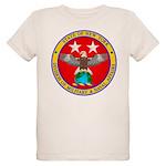 NY DMNA emblem Organic Kids T-Shirt