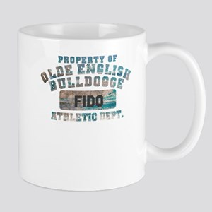 Personalized Olde English Bulldogge Mug