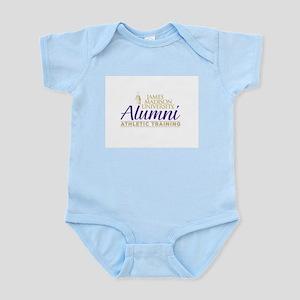 JMU Athletic Training Alumni (Purple/Gold) Infant