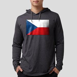 Czech Republic - National Flag - Current Mens Hood