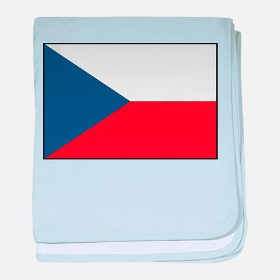 Czech Republic - National Flag - Current baby blan