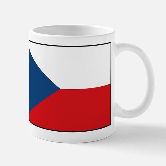 Czech Republic - National Flag - Current Mug