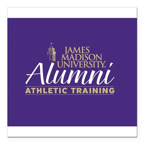 JMU Athletic Training Alumni (Purple background) S