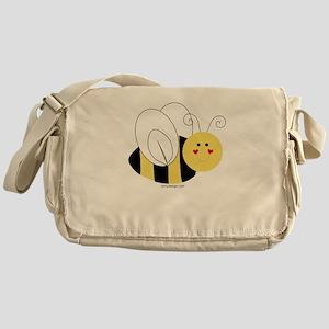 Cute Bee Messenger Bag