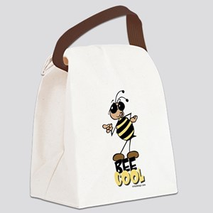 BEE COOL Canvas Lunch Bag